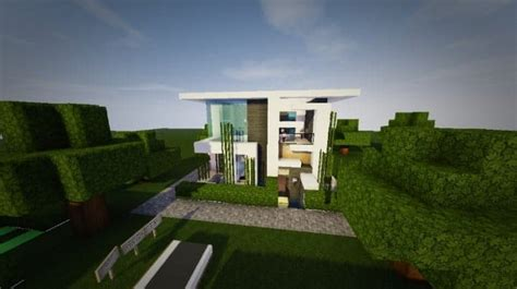 modern home design minecraft themodern pvper s modern house minecraft house design
