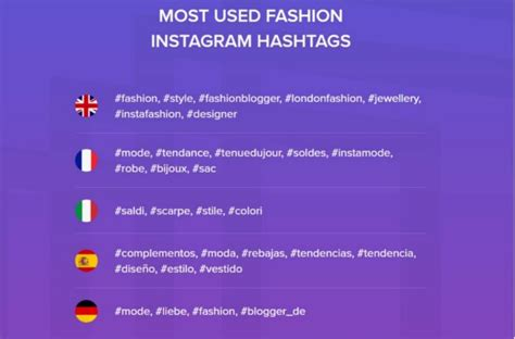 fashion design hashtags fashion instagram hashtags popular use instagram to expand