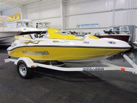 sea doo boats for sale in michigan sea doo 150 boats for sale in michigan