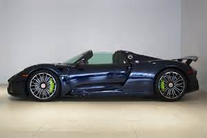 Porsche 918 Spyder For Sale Porsche 918 Spyder Weissach For Sale 2 Images For Sale