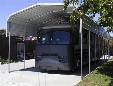 rv covers rv carports motorhome covers rv buildings