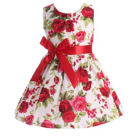 floral children baby dresses girl wedding partyprincess
