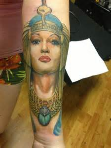 egyptian tattoos tumblr cleopatra tattoo tattoos pinterest
