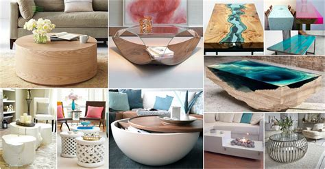 brilliant eye catching unique coffee tables