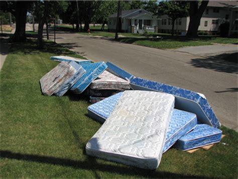 mattress recycling mattress disposal ecycle environmental