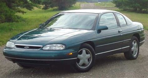 chevrolet monte carlo 1995 1999 service repair manual download
