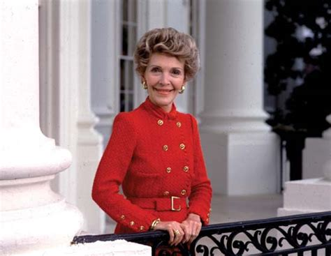 nancy reagan nancy reagan american first lady britannica com