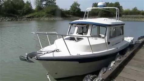 google ebay boats 23 c dory venture 2009 sold youtube