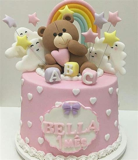 Teddy Baby Shower Cake Ideas by 1792 Best Teddy Cakes Images On