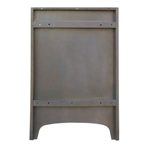 Cabinet Side Panel by Westwood 1 3 4 In W X 21 1 2 In D X 34 In H Vanity
