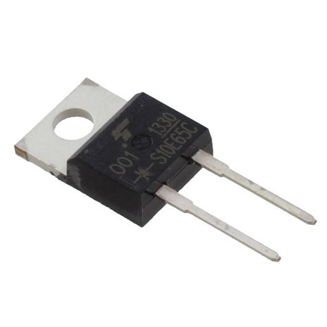 que es schottky diode trs10e65c s1q toshiba semiconductor and storage productos semiconductores discretos digikey