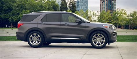 2020 Ford Explorer by What Colors Does The 2020 Ford Explorer Come In