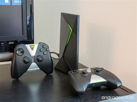 android console nvidia shield android tv review android central