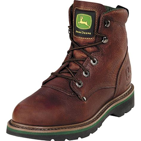 s deere boots deere s 6 in lace up boots work outdoor