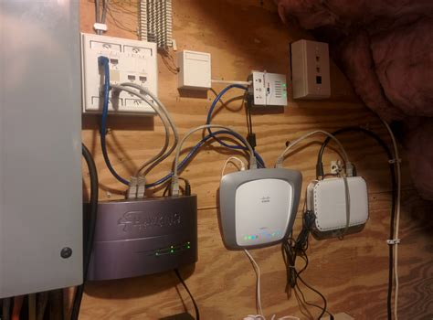 how to wire a house for ethernet wiring up a new house with ethernet a walk through reckoner readingrat net