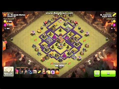youtube layout para guerra cv 8 layout de guerra cv 8 anti dragao gowipe clash of