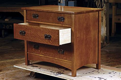 Chest Of Drawers Woodworking Plans by Mission Style Chest Of Drawers Plans Woodworking