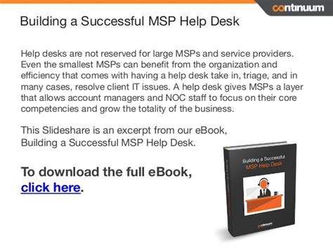 Help Desk Triage by It Help Desk Bottlenecks 5 Reasons Your It Help Desk Just