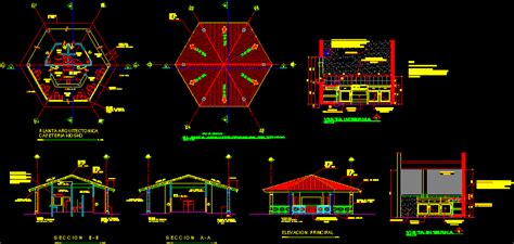 cafeteria layout dwg cafeteria 2d dwg design elevation for autocad designscad