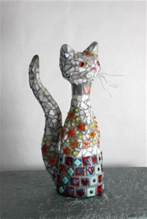 How To Make A Paper Mache Cat - 1000 images about paper mache cats on paper