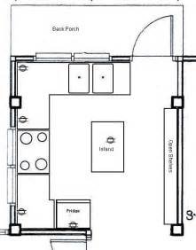 kitchen floor plan dimensions kitchen layouts dimension home christmas decoration