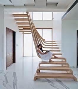 treppen gestalten 37 unikale beispiele f 252 r modernes treppen design