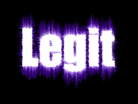 Legit Free Search Legit Logo 2 By Klaymortia On Deviantart