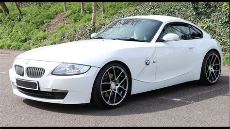 Bmw Coupe Z4 by Bmw Z4 Coupe Review Such A Clean Car With 262 Bhp