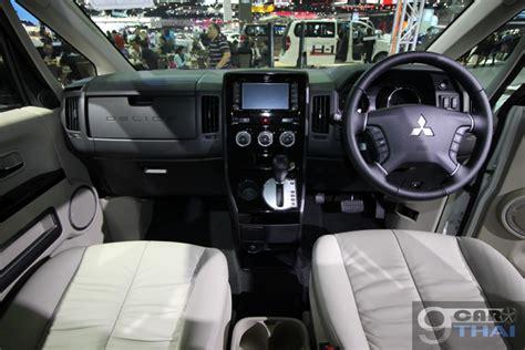 mitsubishi delica 2017 interior ใหม mitsubishi delica space wagon 2017 2018 ราคา