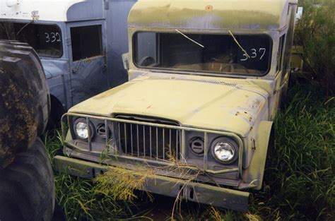 Jeep Salvage Yard Ambulance Salvage Yard Autos Post