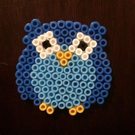 perler bead patterns owl owl hama perler by tottil92 forsk 230 lige ting