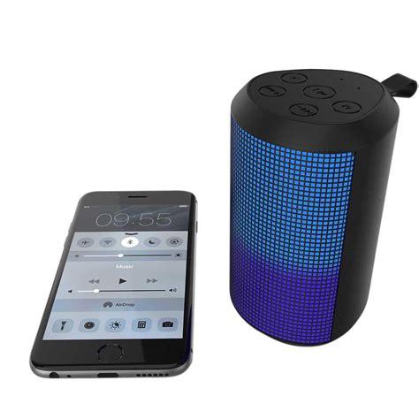 spectra sound bluetooth speaker 3779hd the home depot