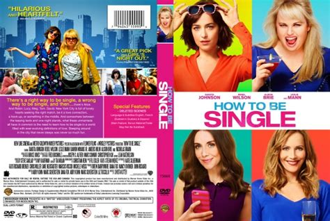 How To Cover An by How To Be Single Dvd Covers Labels By Covercity