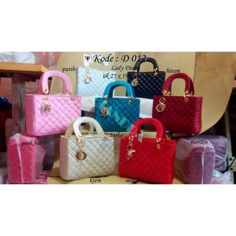 Promo Mukena Parasut Murah Dengan Tas Termurah promo 40 ribu diandra d012 tas wanita tas import shopee indonesia