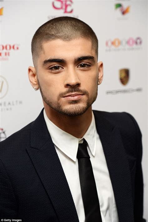 Shaves Now The Carpet Really Does Match The Drapes by Noel Gallagher Tells Zayn Malik To Get A Accountant