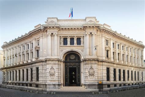 indirizzi banche palazzo della d italia