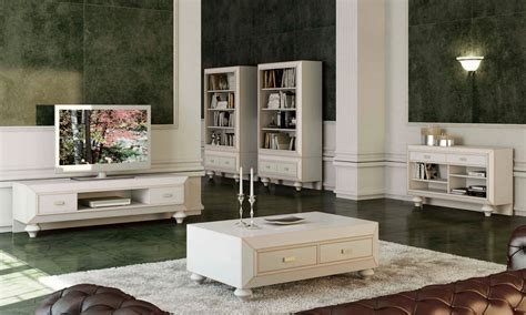 muebles salon estilo vintage mesas muebles de saln de