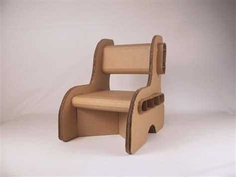 chair template made out of cards cardboard chair template search cool designs