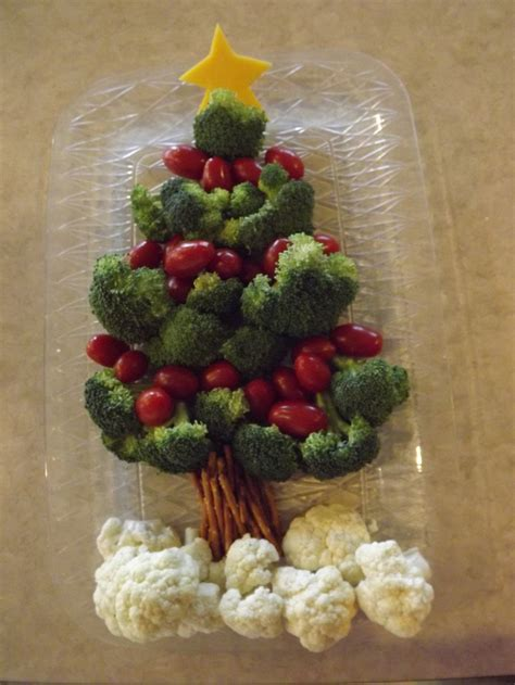 vegetable christmas tree christmas pinterest