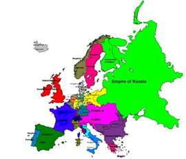 Map Of Europe 1850 by The Concert Of Europe An Introduction