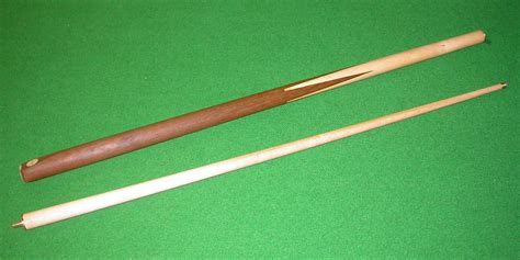 pool table cues maple cue pool table spares