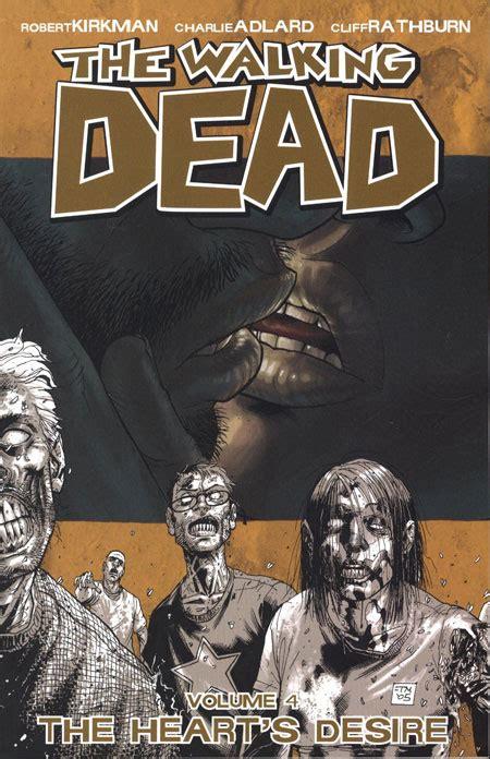 The Walking Dead Vol 1 Days Bye Tp Kirkman Komik Comic Image Us walking dead vol 4 hearts desire tp mr