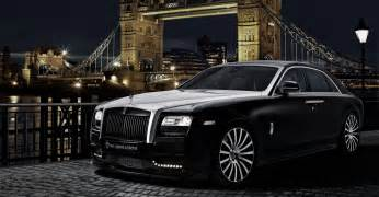 Rolls Royce Where Is It From 2015 Rolls Royce Ghost Onyx Concept