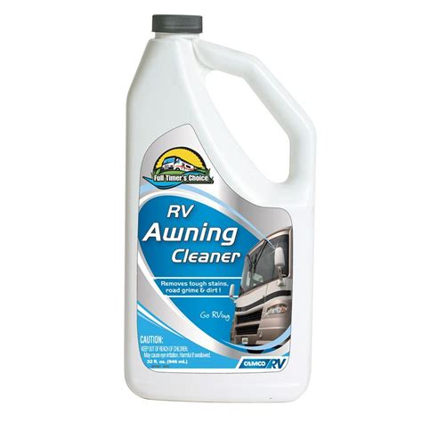 Awning Cleaner Home Depot by Camco 32 Fl Oz Awning Cleaner 41022 The Home Depot