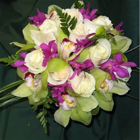 Hawaiian Wedding Flower Picture by Escape To Paradise Tropical Flower Bouquets
