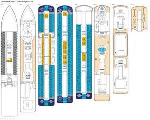 Carnival Dream Floor Plan adonia deck plans cabin diagrams pictures