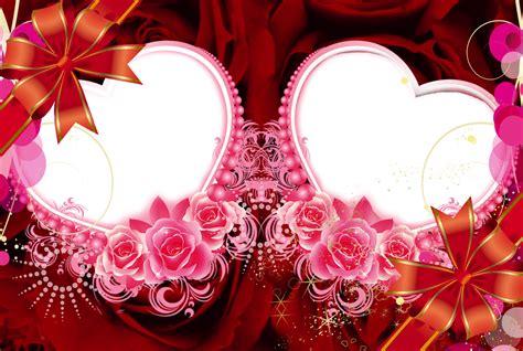 imagenes png romanticas artes em psd 05 molduras rom 226 nticas todo o meu amor para