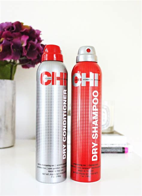 styling air dried hair second day hair with chi