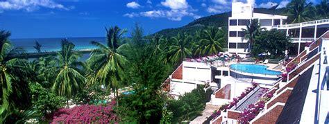 best western phuket resort ロケーション ベストウェスタン プーケット オーシャン リゾート