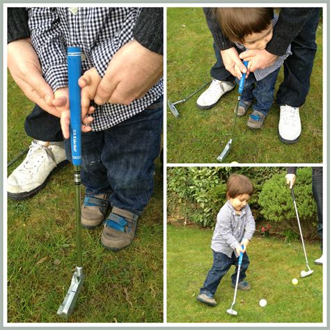 Golf Club Giveaway - kids first golf club putter giveaway and review mummy says